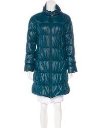 Patagonia - Puffer Knee-length Coat - Lyst