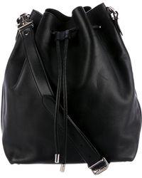 Proenza Schouler - Large Bucket Bag Black - Lyst