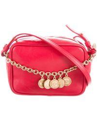 Sonia Rykiel - Leather Crossbody Bag Pink - Lyst