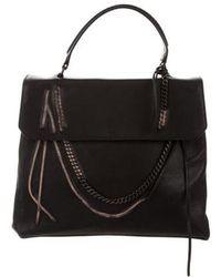 Jean Paul Gaultier - Chain-embellished Handle Bag Black - Lyst