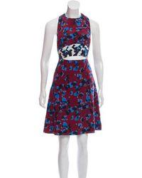 Tanya Taylor - Mallory Sleeveless Dress Multicolor - Lyst