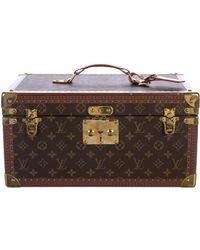 Louis Vuitton - Beauty Case W/ Mirror Brown - Lyst