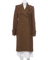 Michael Kors - 2016 Wool Coat - Lyst