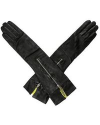 Alice + Olivia - Leather Long Gloves W/ Tags - Lyst