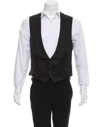 Tom Ford - Woven Suit Vest - Lyst
