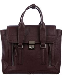 3.1 Phillip Lim - Medium Pashli Satchel - Lyst