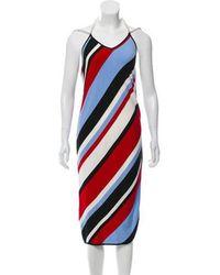 Adam Selman - Knitted Slip Dress W/ Tags - Lyst