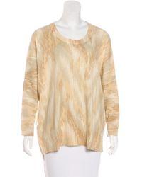Torn By Ronny Kobo - Oversize Wool Sweater - Lyst