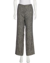 Ports 1961 - Wool-blend Pants Black - Lyst