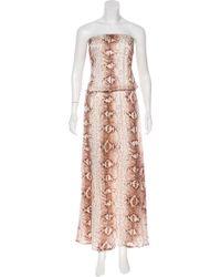 d4c719e1270d Alexis - Sleeveless Maxi Dress - Lyst