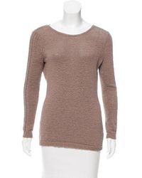 1ce06928aa3233 Lyst - Rachel Zoe Elodie Sleeveless Turtleneck Sweater