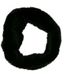 MICHAEL Michael Kors - Michael Kors Fur Infinity Scarf - Lyst