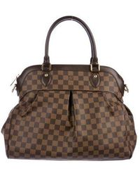 Louis Vuitton - Damier Ebene Trevi Gm Brown - Lyst