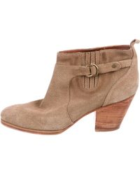 Rachel Comey - Suede Ankle Boots - Lyst