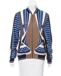 Clover Canyon - Printed Long Sleeve Jacket - Lyst