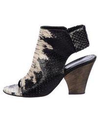 Zero + Maria Cornejo - Python Slide Sandals - Lyst