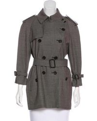 3.1 Phillip Lim - Double-breasted Short Coat - Lyst