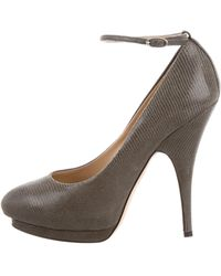 Giuseppe Zanotti Embossed Platform Pumps w/ Tags great deals for sale RU3QRAlbd