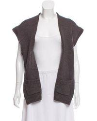 Zero + Maria Cornejo - Hooded Wool Dicky Grey - Lyst