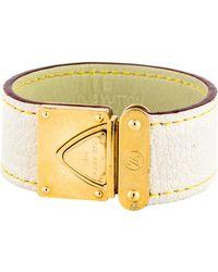Louis Vuitton - Koala Bracelet Gold - Lyst