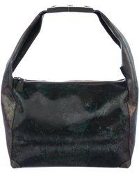 Jean Paul Gaultier - Holographic Shoulder Bag Green - Lyst