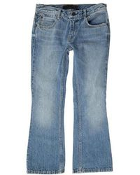 Alexander Wang - Trap Mid-rise Jeans W/ Tags - Lyst