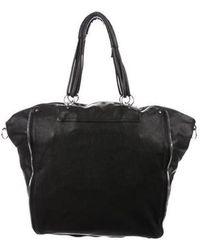 Alexander Wang - Leather Trudy Bag Black - Lyst