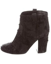 Laurence Dacade - Pete Patchwork Ankle Boots - Lyst