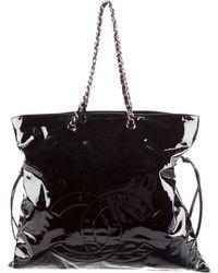 Chanel - Bon Tote Black - Lyst