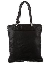 Alexander Wang - Leather Trudy Tote Black - Lyst