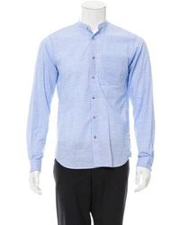 Orley - Plaid Button-up Shirt W/ Tags - Lyst