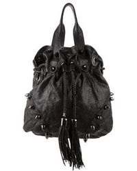 Thomas Wylde - Studded Leather Tote - Lyst