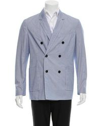 3.1 Phillip Lim - Woven Double-breasted Blazer W/ Tags - Lyst