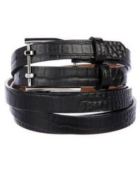 Akris - Leather Waist Belt - Lyst