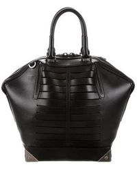 Alexander Wang - Leather Emile Bag Black - Lyst