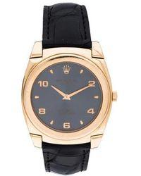 Rolex - Cellini Watch - Lyst