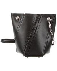 Proenza Schouler - Mini Hex Bucket Bag Black - Lyst