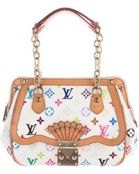 Louis Vuitton - Multicolore Gracie Mm White - Lyst