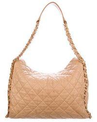 Chanel - Chain Around Hobo Gold - Lyst