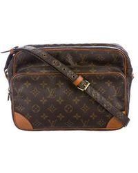 Louis Vuitton - Monogram Trocadero 30 Brown - Lyst