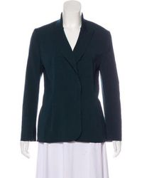 Lanvin - Lightweight Wool Blazer - Lyst