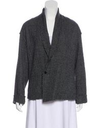 Pas De Calais - Wool Knit Jacket - Lyst