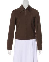 Icb - Wool Lightweight Jacket - Lyst