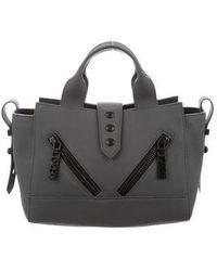 KENZO - Kalifornia Gommato Bag Grey - Lyst