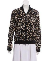 Majestic Filatures - Casual Floral Print Jacket - Lyst