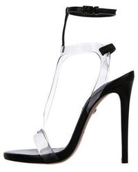 Ruthie Davis - Leather Pvc Sandals W/ Tags - Lyst