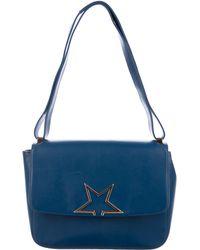 Golden Goose Deluxe Brand - Vedette Shoulder Bag Blue - Lyst