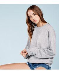 Reformation   Vintage Sweatshirt   Lyst