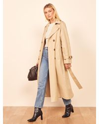 Reformation Holland Trench - Natural