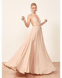 Reformation Callalily Dress - Multicolour